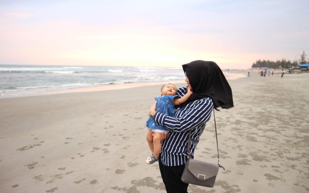 Panjang Beach Bengkulu