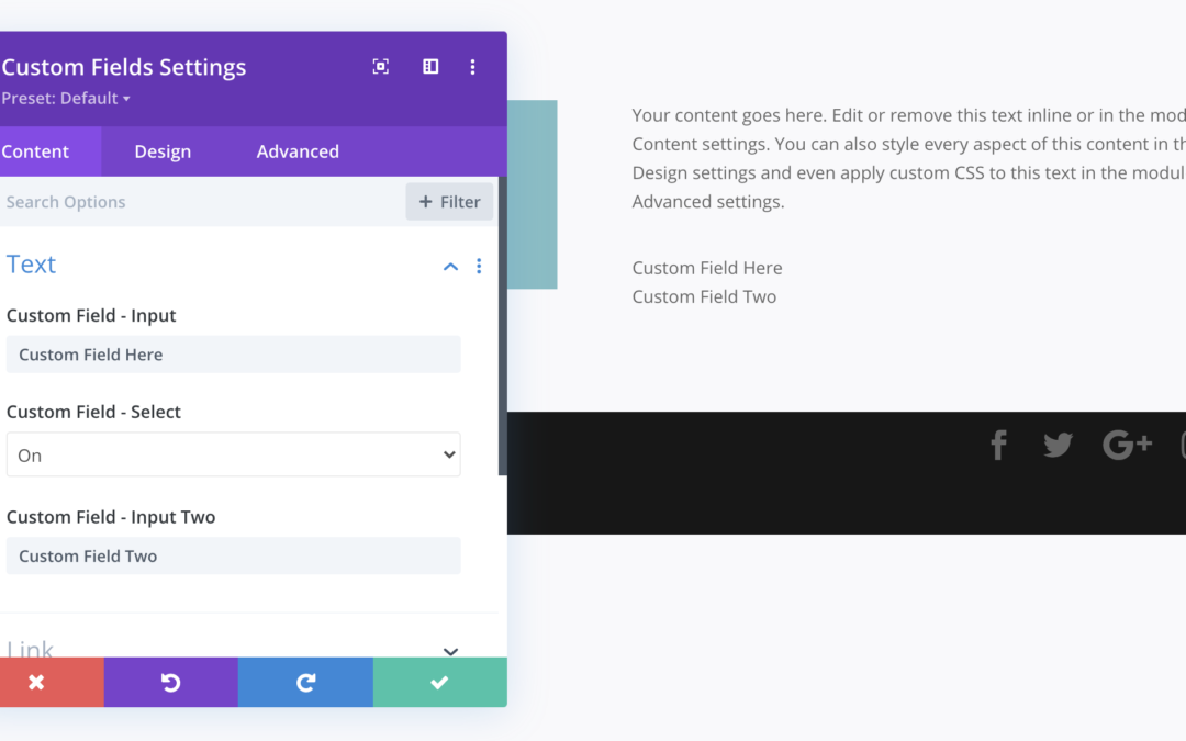 Weekend Project #2 – Sample Extension Plugin for Divi Builder